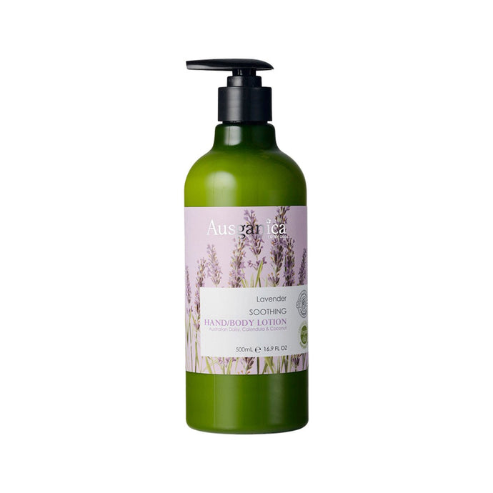 Ausganica, Lavender Soothing Hand/Body Wash, 500ml