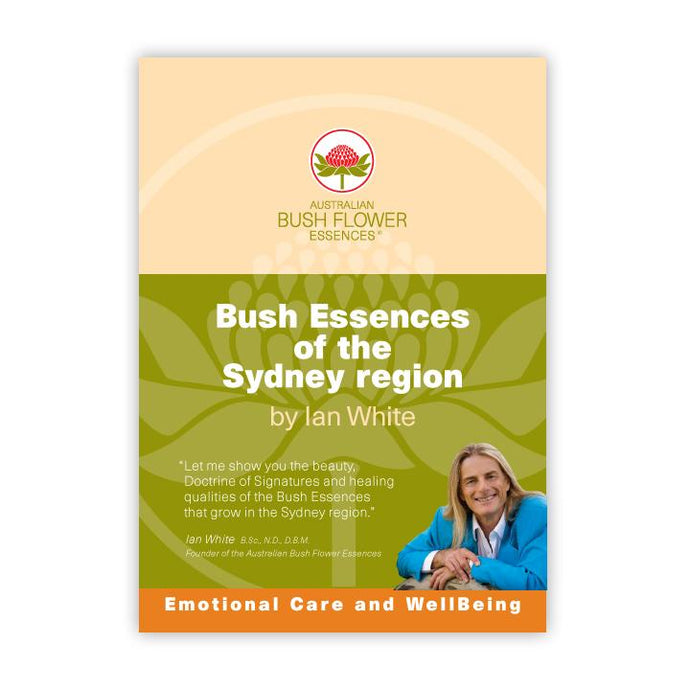 Australian Bush, Bush Essence Of Sydney Region Dvd By Ian White