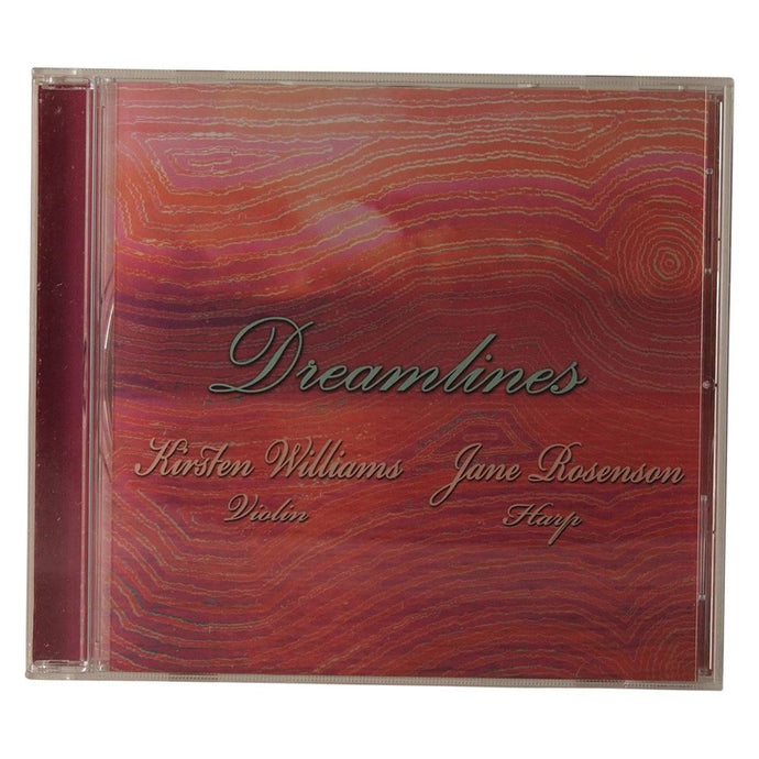 Australian Bush, Dreamlines Cd With Kristin Williams On Violin & Jane Rosenson On Harp