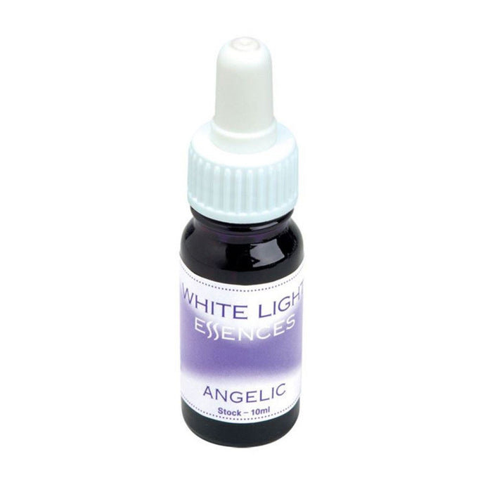 Australian Bush, White Light Angelic Essence, 10ml