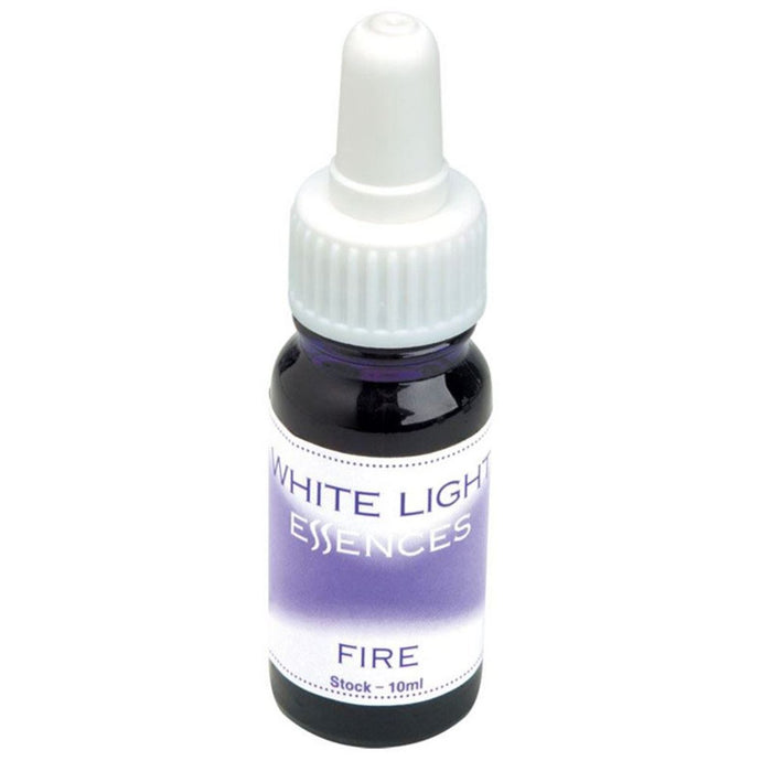 Australian Bush, White Light Fire Essence, 10ml