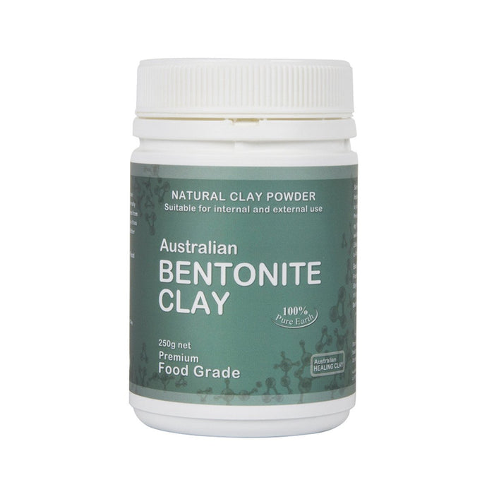 Australian Healing Clay, Bentonite Clay Powder, 250g