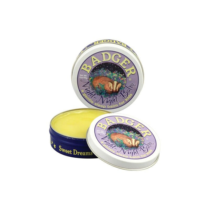 Badger Company, Night-Night Balm, 2 oz, 56 grams - Natural supplement