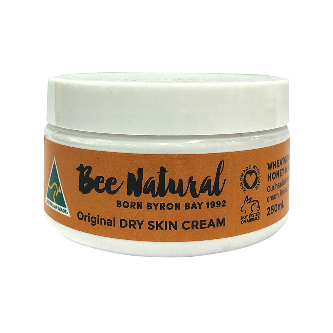Bee Natural, Dry Skin Cream Original, 250ml