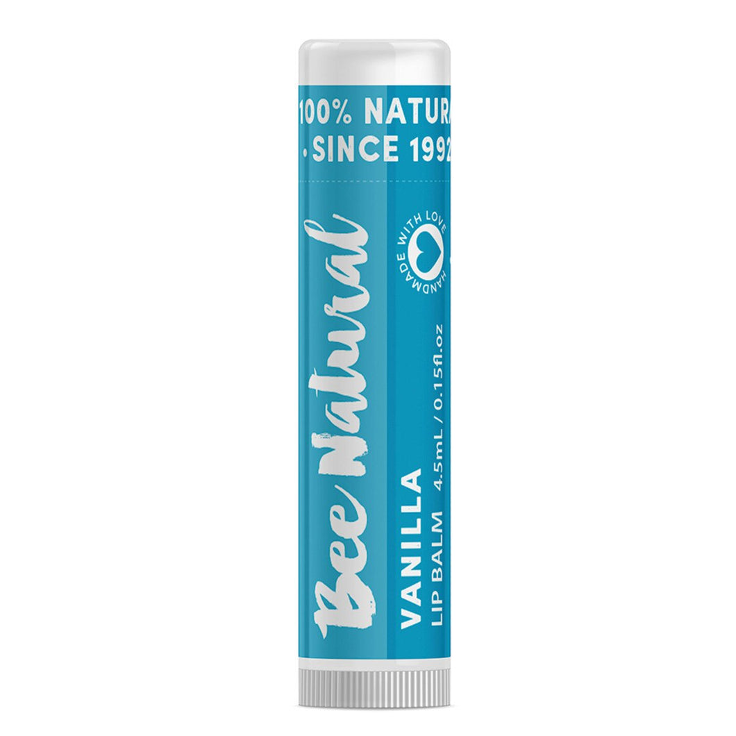 Bee Natural, Lip Balm Stick Vanilla, 4.5ml