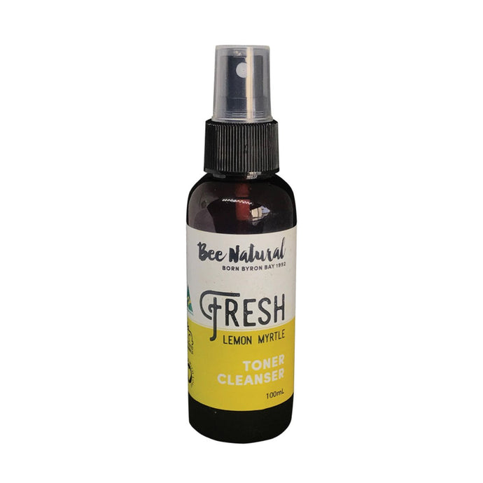 Bee Natural, Toner Cleanser Fresh Lemon Myrtle, 100ml