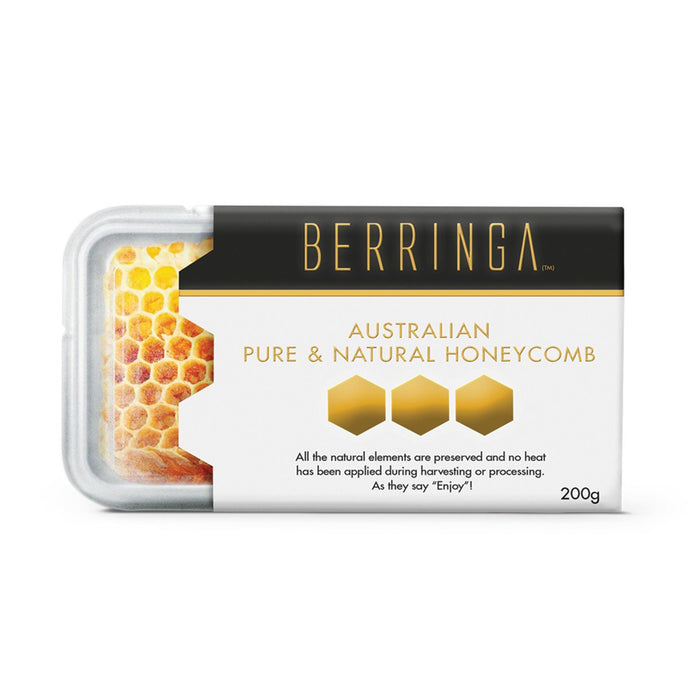 Berringa, Australian Pure & Natural Honeycomb, 200g