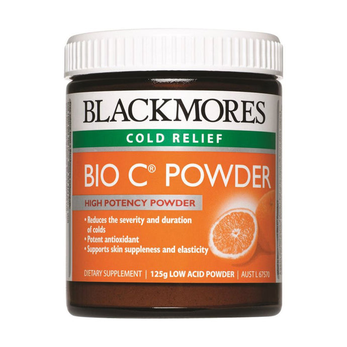 Blackmores, Bio C Powder, 125g