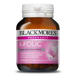 Blackmores, I - Folic, 150 Tablets