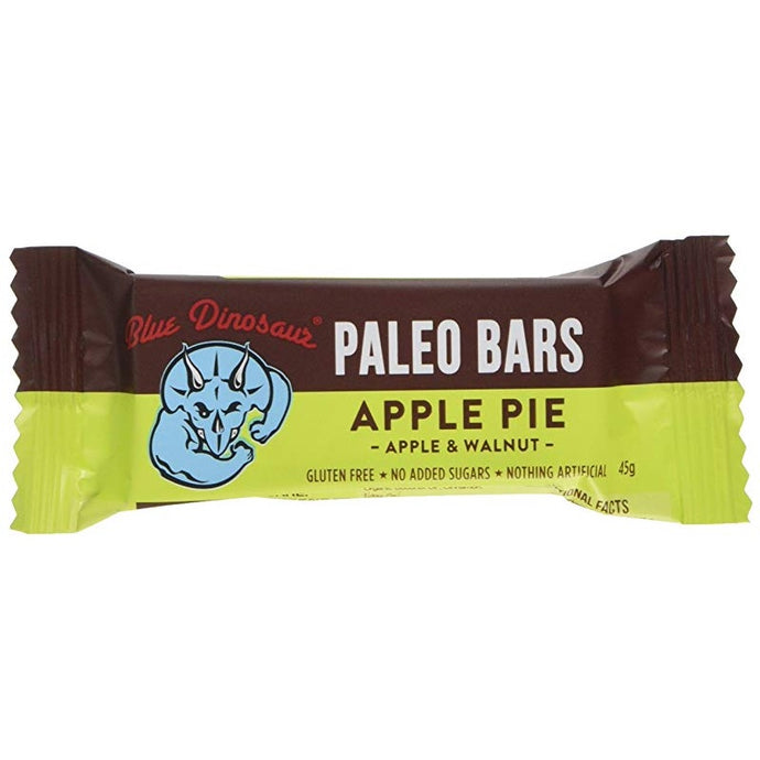 Blue Dinosaur, Paleo Bar Apple Pie, 45g