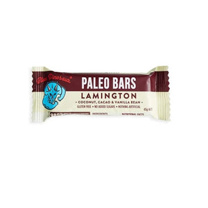Blue Dinosaur, Paleo Bar Lamington, 45g