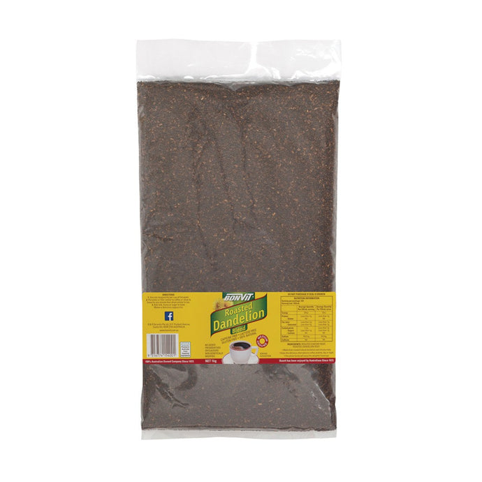 Bonvit, Roasted Dandelion Blend Medium, 1Kg