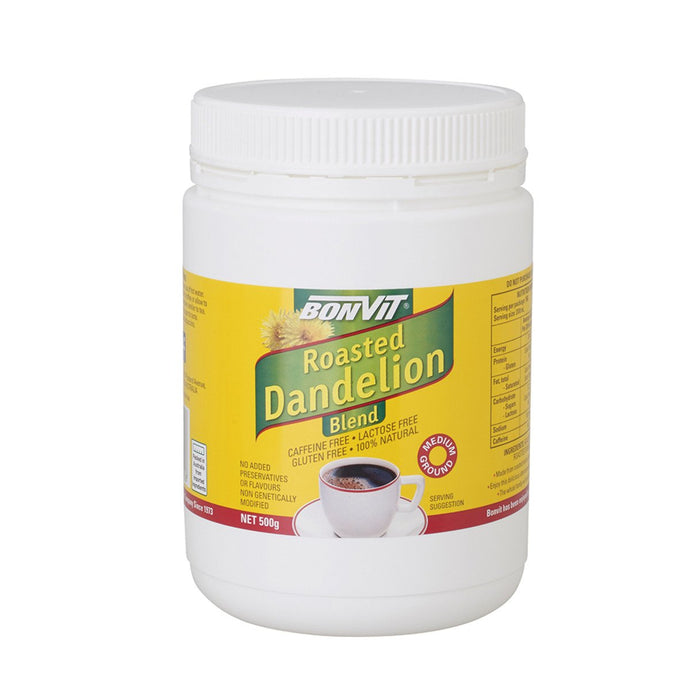 Bonvit, Roasted Dandelion Blend Medium, 500g