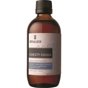 Brauer, Chesty Mucous Cough, 200ml