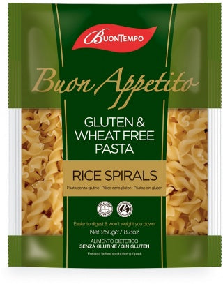 Buontempo, Rice Spirals, 250g