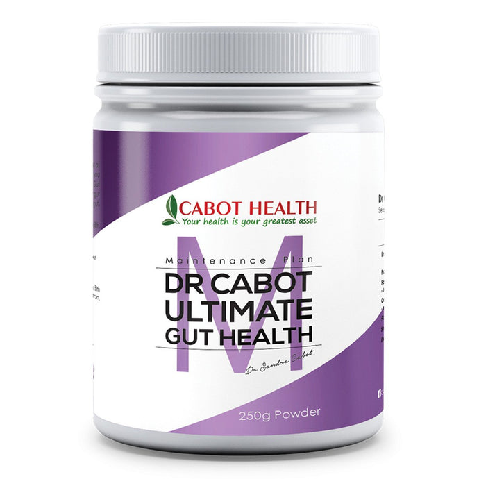 Cabot Health, Dr Cabot Ultimate Gut Health, 250g