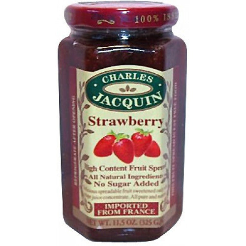 Charles Jacquin, Fruit Spread Strawberry, 325g