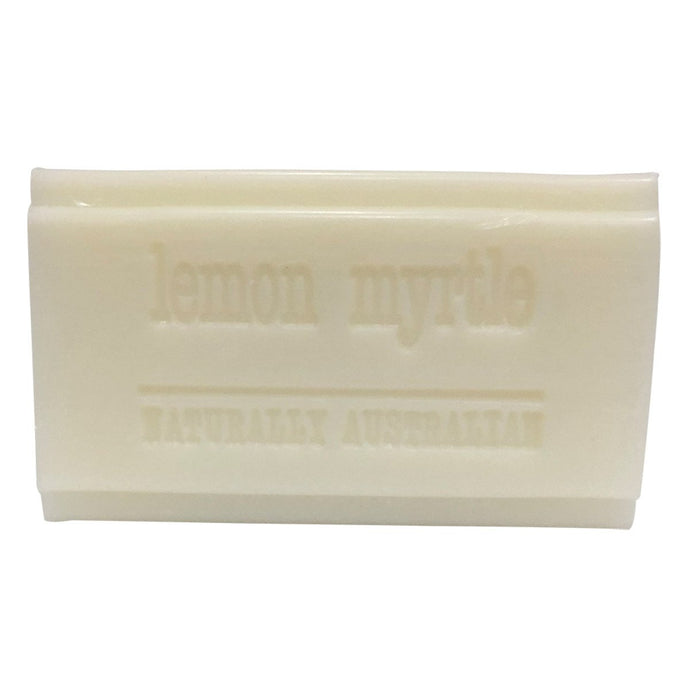 Clover Fields, Lemon Myrtle Soap, 100g