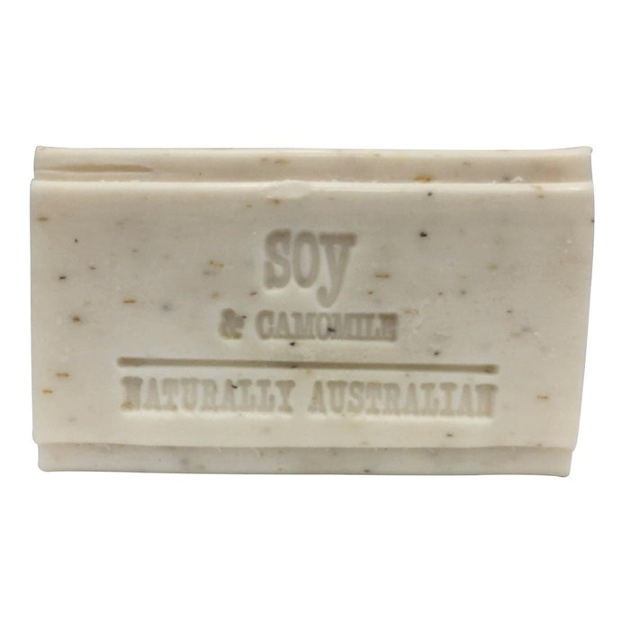 Clover Fields, Soy & Camomile Soap, 100g