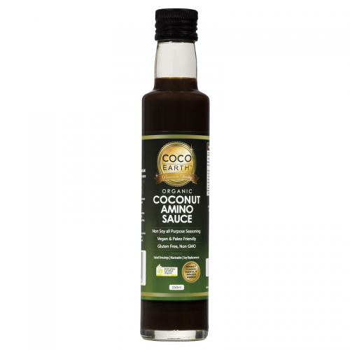 Coco Earth, Coconut Amino Sauce, 250ml