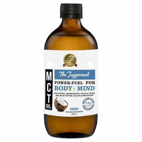 Coco Earth, MCT Oil The Juggernaut, 500ml