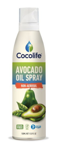 Cocolife, Avocado Oil Non-aerosol Spray, 150ml