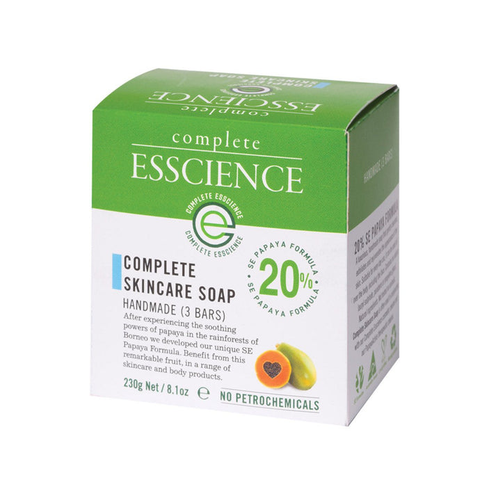 Complete Esscience, Complete Skincare Soap Bar x 3 Pack