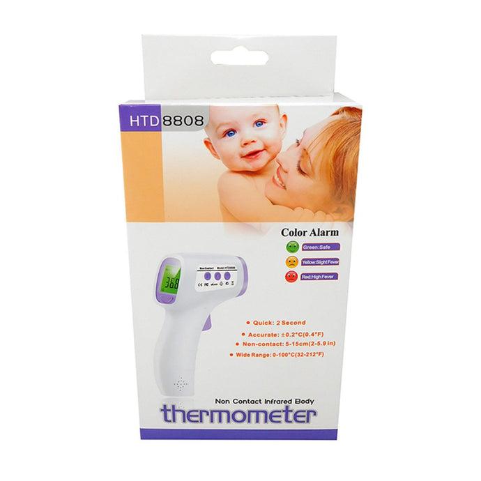 Digital Non Contact Infrared Body Thermometer (0 - 100 Degrees)