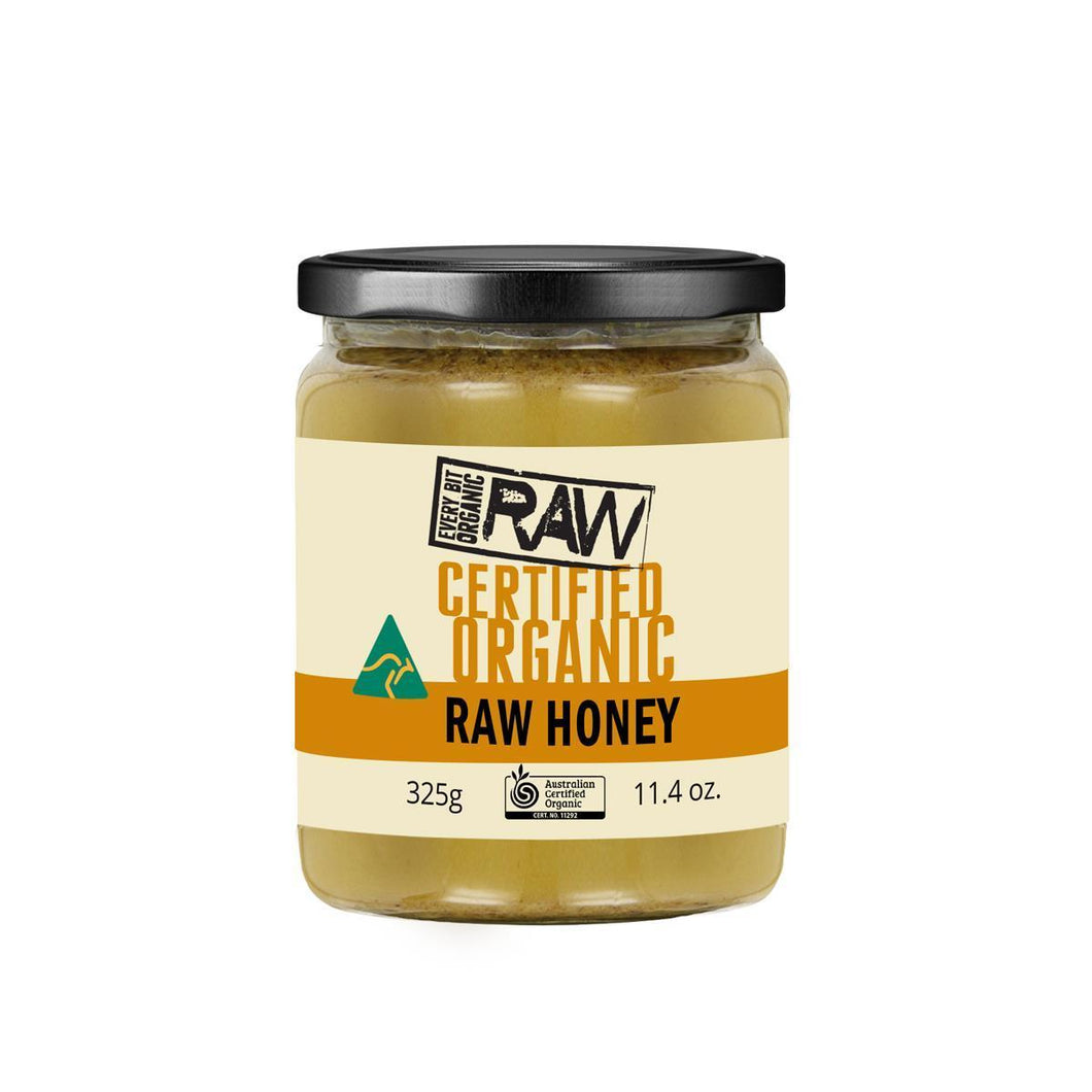 EBO RAW, Honey, 325g