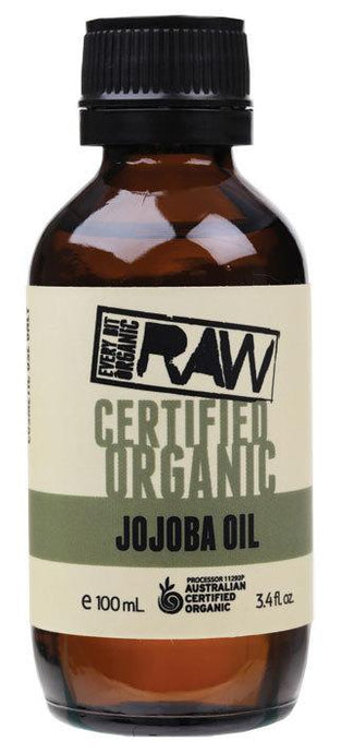 EBO RAW, Jojoba Oil, 100ml
