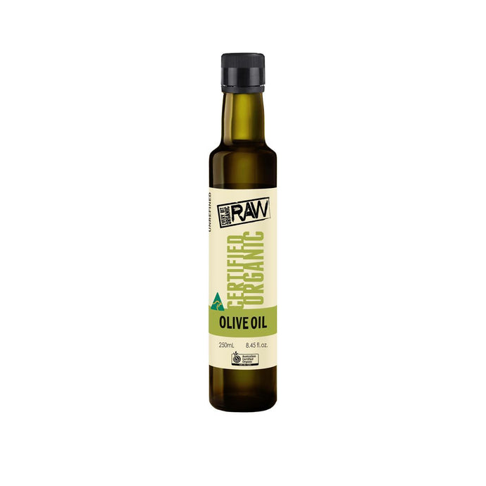 EBO RAW, Olive Oil, 250ml