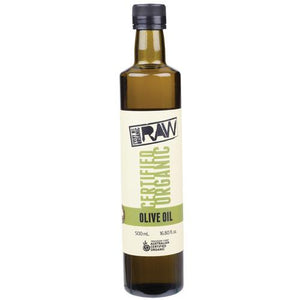 EBO RAW, Olive Oil, 500ml