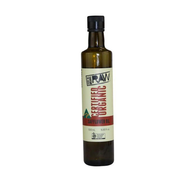 EBO RAW, Safflower Oil, 500ml