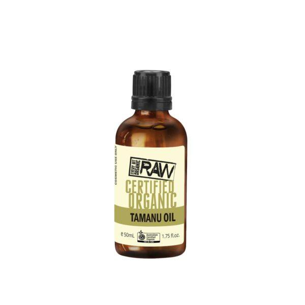 EBO RAW, Tamanu Oil, 50ml