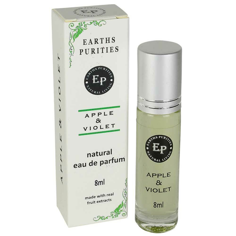 Earths Purities, De Parfum Apple & Violet, 8ml