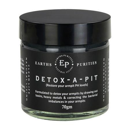 Earths Purities, Detox-A-Pit, 70g