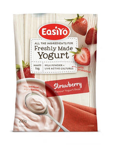 EasiYo, Everyday Strawberry, 230g