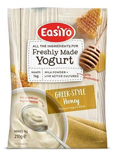 EasiYo, Greek & Honey, 210g