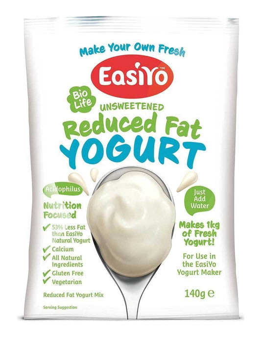 EasiYo, Nutritional - Reduced Fat, 140g