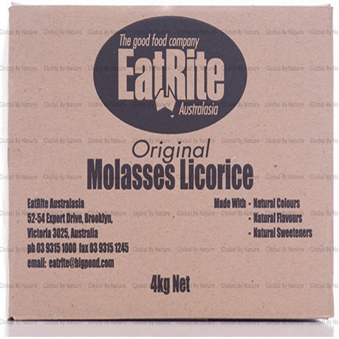 EatRite, Molasses Licorice Natural, 4kg