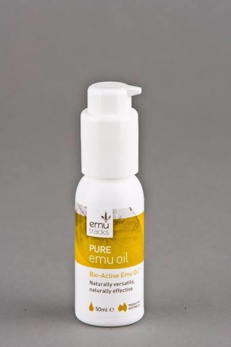 Emu Tracks, Emu Oil, 50ml