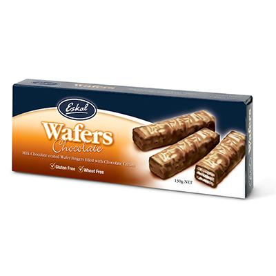 Eskal, Chocolate Cream Wafer, 130g