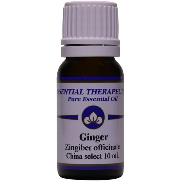 Essential Therapeutics, Essential Oil Ginger, 10ml