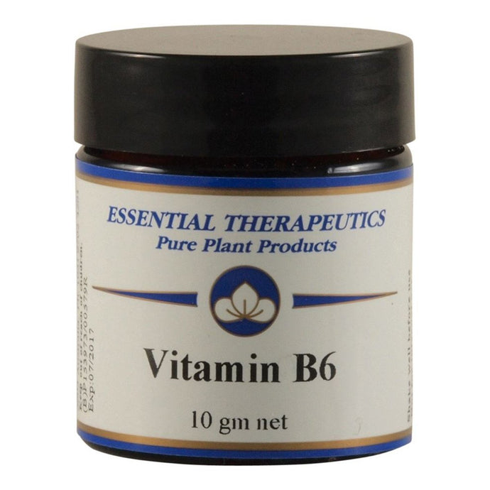 Essential Therapeutics, Vitamin B6, 10g