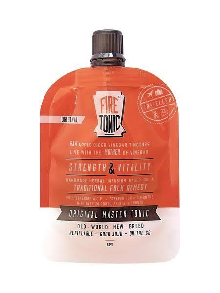 Fire Tonic, Original Fire Tonic Travel, 50ml