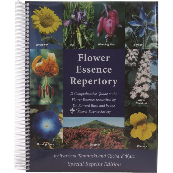 Flower Essence, Repertory By Patricia Kaminski & Richard Katz