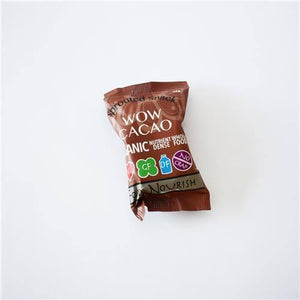 Food to Nourish, Snack Sprouted Wow Cacao, 45g