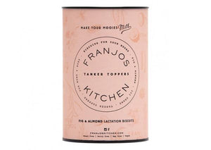Franjo's Kitchen, Lactation Biscuit Fig & Almond, 250g