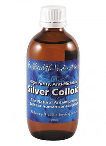 Fulhealth Industries, Silver Colloid, 200ml