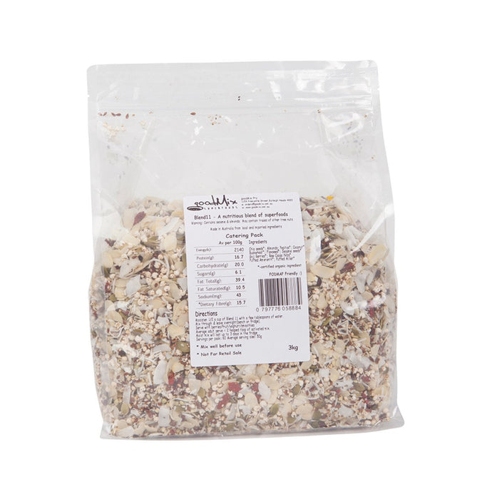 Goodmix, Superfoodsblend, 11 (Digestive Mix) Original Catering, 3Kg